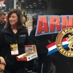 Fitness Fans at the Arnold Classic Share the Excitement of CHiKPRO™!