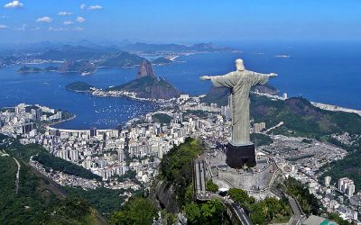 Christ the Redeemer Monument