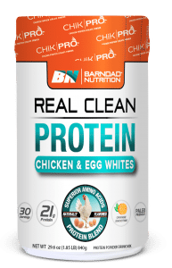 Real Clean Protein Chicken and Egg Whites
